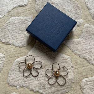 Rackk and Ruin 🌼 Silver Earrings